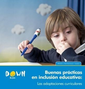 Buenas prácticas en inclusión educativa: las adaptaciones curriculares - Orientacion Andujar | Autismo y Recursos de aprendizaje | Scoop.it