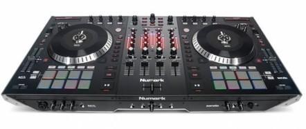 Review & Video: Numark NS7 II DJ Controller | DJing | Scoop.it