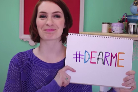 YouTube launches #DearMe campaign to empower young women | Upstanding resources | Scoop.it