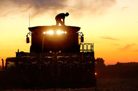 New High-Tech Farm Equipment Is a Nightmare for Farmers | WIRED | Technology by Mike | Scoop.it