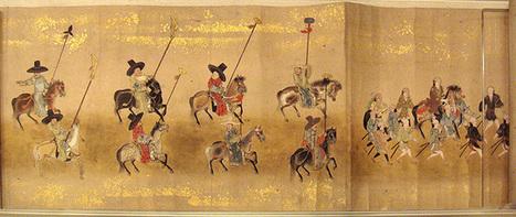 Обзор международных отношений Японии в Новое время | Айны и Юкагиры | Scoop.it