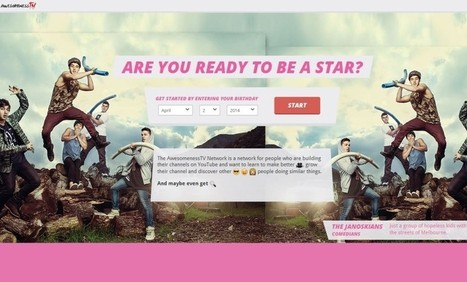 AwesomenessTV Acquires YouTube MCN Big Frame - Business 2 Community | Digital-News on Scoop.it today | Scoop.it
