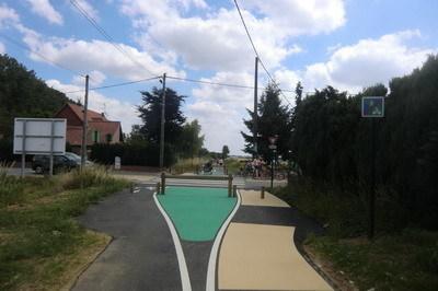 Train spécial vélo à la découverte de la voie verte Dainville/Saulty - PAS DE CALAIS | Cyclotourisme - véloroutes et voies vertes | Scoop.it