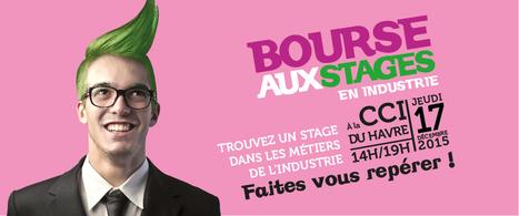 Bourse aux stages 2015 | CCI Le Havre | Scoop.it