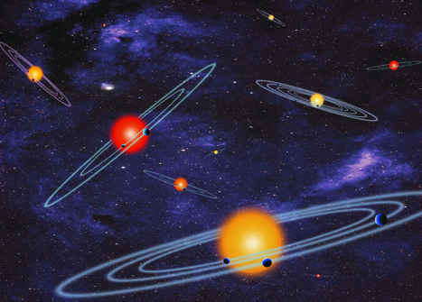 NASA's Kepler Mission Announces a Planet Bonanza, 715 New Worlds | Astronomy | Scoop.it