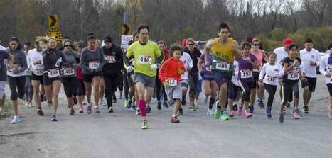 Weather cooperates for 42nd Wikwemikong Road Race - Manitoulin Expositor | Sophie Pereira Track  running | Scoop.it
