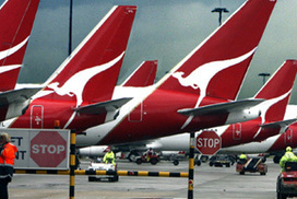 Qantas to review role of 300 engineers at Avalon | Qantas Business Studies Case Study | Scoop.it