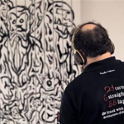 Fabien Verschaere – Création in situ au Grand Palais | Art contemporain et culture | Scoop.it