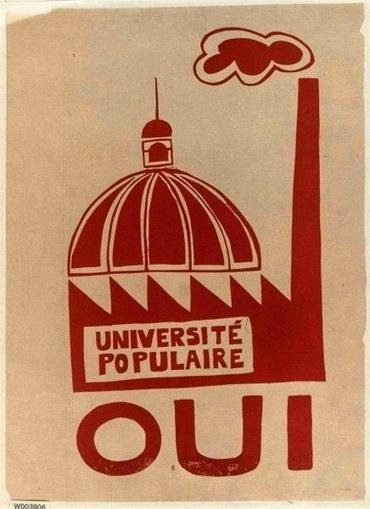 Les Universités Populaires - Idées - France Culture | L'enseignement dans tous ses états. | Scoop.it