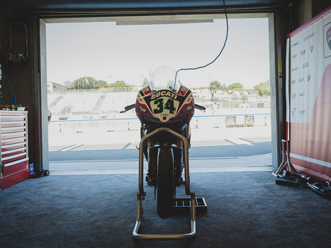 The Intense Tech That Turns Motorcycles Into Superbikes | WIRED | Ductalk Ducati News | Scoop.it