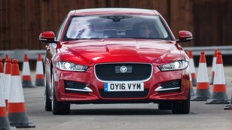 Jaguar puts new semi-autonomous systems to test in the real world | Jeff Morris | Scoop.it