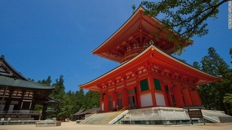Koyasan, Japan : Overnight on one of the world's most sacred mountains | The Blog's Revue by OlivierSC | Scoop.it