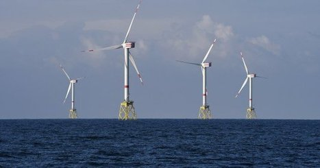The world's largest offshore wind farm | Politiques environnementales | Scoop.it