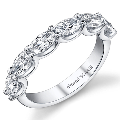 Ladies Diamond Anniversary Rings and Engagement rings. | Wedding Rings | Scoop.it