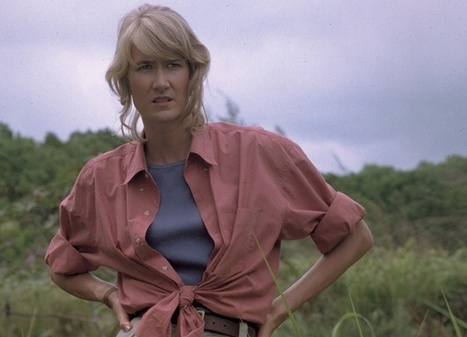 'Jurassic Park': Resisting Gender Tropes | Bitch Flicks | A2 Media Studies | Scoop.it