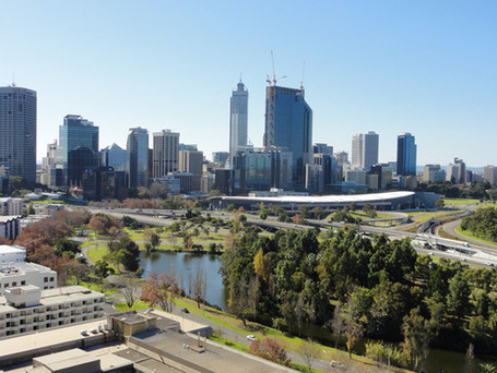 The Grass is Greener in Perth, a Water-Scarce City Adjusting to Climate Change | The Glory of the Garden | Scoop.it