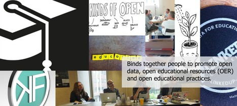 Open Education Working Group | eLearning tools | Scoop.it