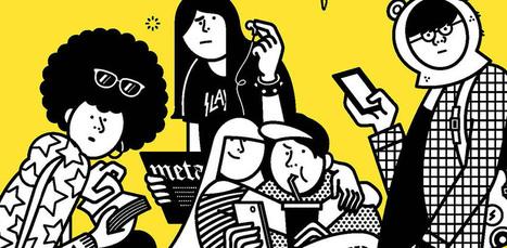 Topo L'actu dessinée pour les moins de 20 ans. | Emploi Métiers Presse Ecriture Design | Scoop.it