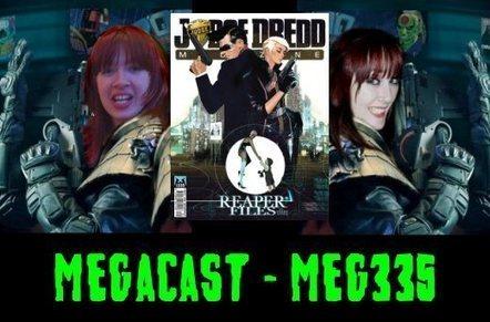 THE MEGACAST! #335 | 2000ad comic | Scoop.it