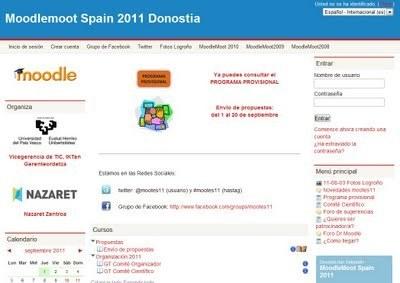 Reunión anual de usuarios de Moodle de España   Web 2.0 en la Educación   Scoop.it