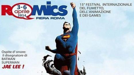 Romics 2014 alla Fiera di Roma, gli eventi e gli ospiti da non perdere - Comicsblog (Blog) | Guest House in ROME | Scoop.it