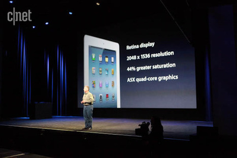 Apple iPad with Retina Display and LTE makes its debut | Sands Media | Scoop.it