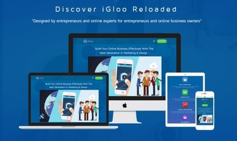 IGloo Premium Reloaded Template Pack & Monthly Templates Membership OTO Review – Best Upsell #2 of with upgrade 30 New Designed Web Page Templates and Premium 20 PRO Designed Webpages Delivered Int... | Online Business | Scoop.it