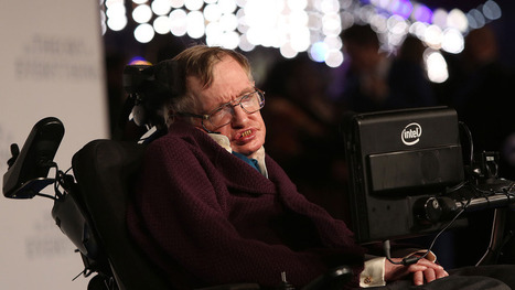 Stephen Hawking congratulates Eddie Redmayne in touching Facebook message | #ALS AWARENESS #LouGehrigsDisease #PARKINSONS | Scoop.it
