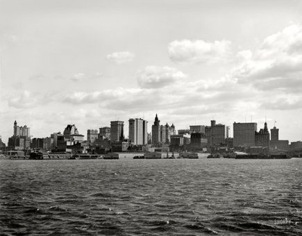 Skyline: 1901 | Shorpy Historical Photo Archive | UnPeuDeToutNet | Scoop.it