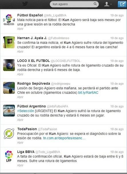 ¿Es Twitter una herramienta de doble filo para el periodismo? | la Red Información | Periodismo a secas | Scoop.it