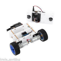 Hot InstaBots 2WD Smart Cool Robot Car Kit Self Balanced Car UNO R3 For Arduino | Raspberry Pi | Scoop.it