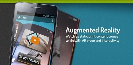 Layar - Applications Android sur GooglePlay (read the reviews!) | AR trends in education | Scoop.it