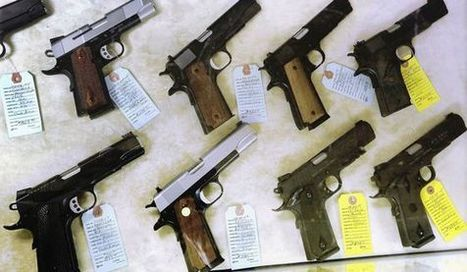 D.C. Council votes to allow concealed handguns | Criminal Justice in America | Scoop.it
