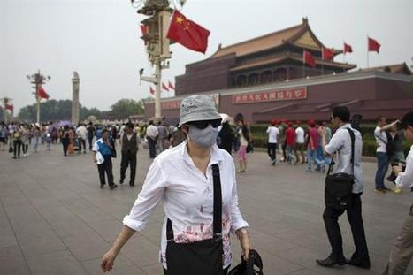Heavy smog in northern Chinese city halts buses, closes schools, cancels flights | Sustain Our Earth | Scoop.it