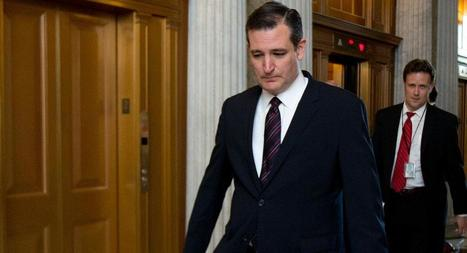Senate smackdown: Ted Cruz, Mike Lee efforts squelched by leaders   BoogieFinger Politics   Scoop.it