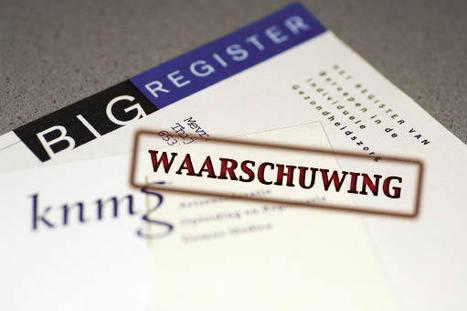 BIG-register   Herregistratie informatie   Scholing BIG herregistratie   Scoop.it