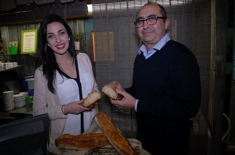 L'incroyable réussite du pain au blé dur   IRIS Geopolitics of Grain   Scoop.it