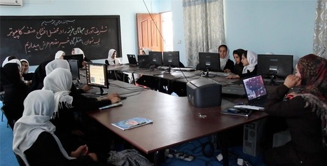 How Bitcoin Helps Afghan Girls Achieve Financial Freedom - CoinDesk | Peer2Politics | Scoop.it