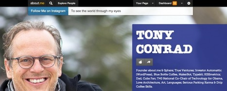 About Me social profiler tool | Creative Agency Secrets | Public Relations & Social Media Insight | Scoop.it