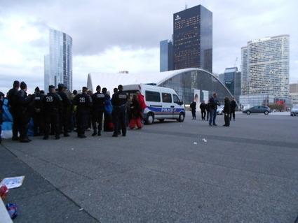 4M Les forces de l'ordre ont rempli leur mission, l'état est sauf. | #marchedesbanlieues -> #occupynnocents | Scoop.it