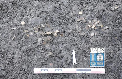 Clermont (63) : les fouilles archéologiques de l'ancienne gare routière livrent de riches surprises... | HADES - Archéologie | Scoop.it
