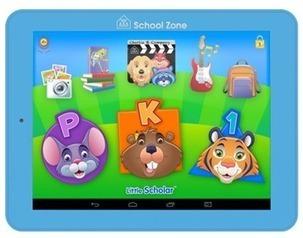 School Zone Little Scholar Tablet for Kids | Kids Tablet | Tablets for Kids | Scoop.it