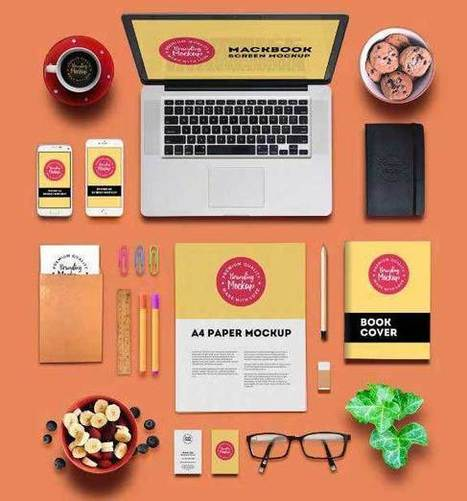 20 Premium and Free Food Mockup Creators | El Mundo del Diseño Gráfico | Scoop.it