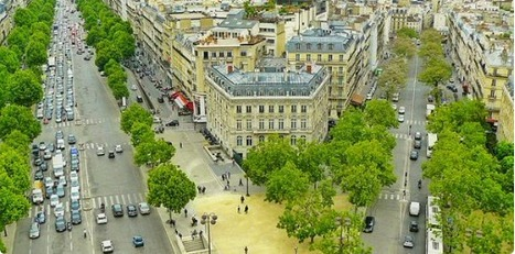 Anne Hidalgo veut REDESSINER les arrondissements de Paris | URBANmedias | Scoop.it