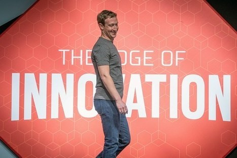 Zuckerberg: telepathy is the future of Facebook (Wired UK) | Embodied Zeitgeist | Scoop.it