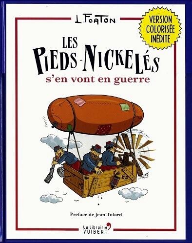 1914 - Les Pieds-Nickelés s'en vont en guerre - BD | Nos Racines | Scoop.it