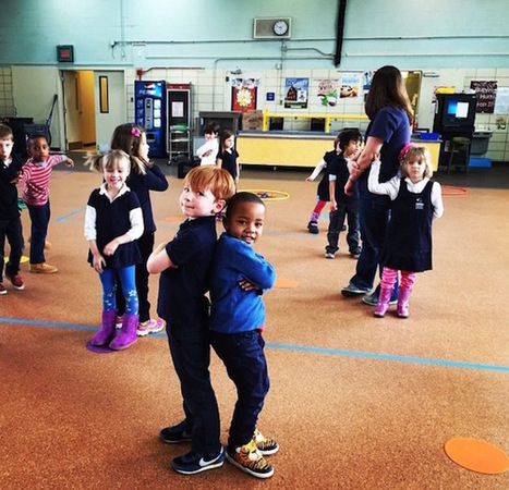 Bringing fun back to PhysEd: An empathetic approach to physical education | The power of Play | Scoop.it