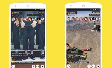 Here are Two Android Alternatives for Meerkat and Periscope   Droid Life   Les tice dans l'éducation   Scoop.it
