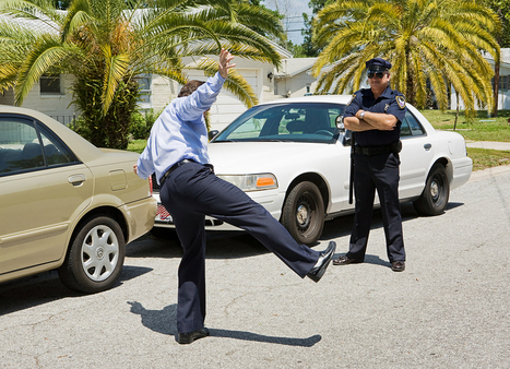 Sobriety Test - Did You Really Pass | Business Management - Legal Matters | Scoop.it