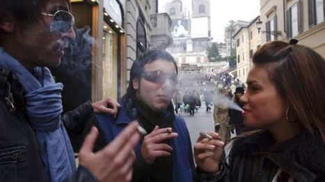 Teenage cannabis use rises in Europe | Alcohol & other drug issues in the media | Scoop.it
